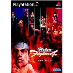 『中古即納』{PS2}Virtua Fighter 4(バーチャファイター4)(20020131)|media-world
