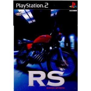 『中古即納』{PS2}RS 〜ライディング スピリッツ〜(20020725)|media-world