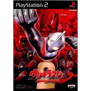 『中古即納』{表紙説明書なし}{PS2}ウルトラマン Fighting Evolution 2(ファイティングエボリューション2)(20021031)|media-world