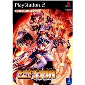 『中古即納』{PS2}ELYSION(エリュシオン) 〜永遠のサンクチュアリ〜(20030501)