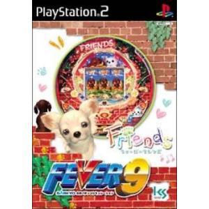 『中古即納』{PS2}FEVER9 SANKYO公式パチンコシミュレーション(20031225)|media-world