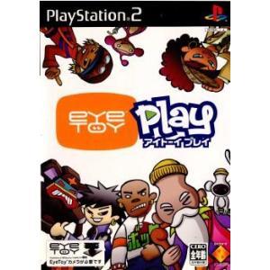 『中古即納』{表紙説明書なし}{PS2}EyeToy: Play(アイトーイ プレイ)(EyeToyカメラ同梱)(20040211) media-world