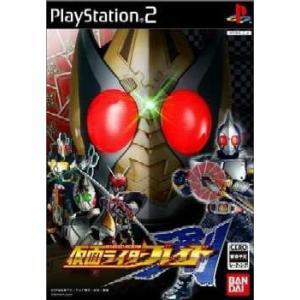 『中古即納』{表紙説明書なし}{PS2}仮面ライダー剣(ブレイド)(20041209)|media-world