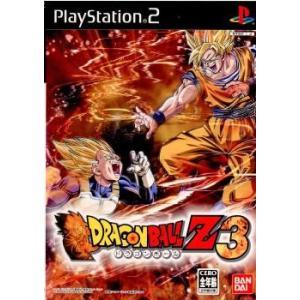 『中古即納』{表紙説明書なし}{PS2}ドラゴンボールZ3(20050210)|media-world