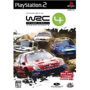 『中古即納』{PS2}WRC 4: FIA World Rally Championship(ワールドラリーチャンピオンシップ)(20050407)|media-world