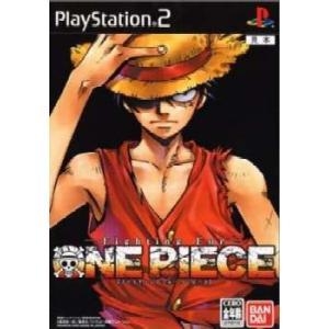 『中古即納』{表紙説明書なし}{PS2}Fighting For ONE PIECE(ファイティング フォー ワンピース)(20050908) media-world