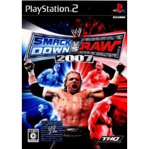 ■タイトル:WWE 2007 SmackDown! VS Raw(スマックダウン VS ロー) ■機...