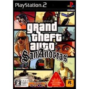 『中古即納』{表紙説明書なし}{PS2}グランド・セフト・オート・サンアンドレアス(Grand Theft Auto:San Andreas)(20070125) media-world
