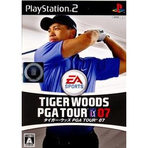『中古即納』{PS2}Tiger Woods PGA TOUR 07(タイガー・ウッズ PGAツアー07)(20070315)|media-world