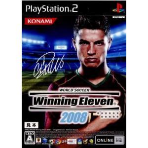 『中古即納』{PS2}ワールドサッカーウイニングイレブン2008(WORLD SOCCOER Winning Eleven 2008/ウイイレ2008)(20071122) media-world