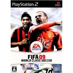 『中古即納』{PS2}FIFA 09 World Class Soccer(ワールドクラス サッカー)(20081218) media-world