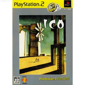 『中古即納』{PS2}ICO(イコ) PlayStation 2 the Best(SCPS-191...