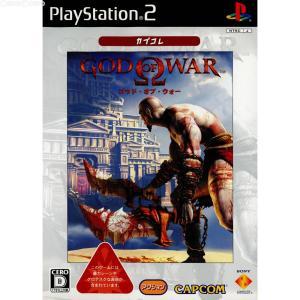 『中古即納』{PS2}ゴッド・オブ・ウォー(God of War) カプコレ(SLPM-67011)(20060928)|media-world