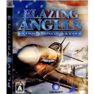 『中古即納』{PS3}ブレイジング・エンジェル SQUADRONS OF WWII(THE BLAZING ANGELS スコードロン オブ WWII)(20070705)|media-world