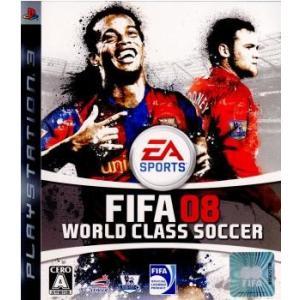 『中古即納』{PS3}FIFA 08 ワールドクラスサッカー(World Class Soccer)(20071220)|media-world