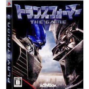 『中古即納』{PS3}トランスフォーマーザゲーム(TRANSFORMERS THE GAME)(20080207)|media-world