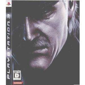 『中古即納』{PS3}METAL GEAR SOLID 4 GUNS OF THE PATRIOTS(メタルギア ソリッド4 ガンズ・オブ・ザ・パトリオット) スペシャルエディション(限定版)(20080612) media-world