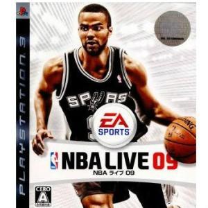 『中古即納』{PS3}NBAライブ09(20081023)|media-world