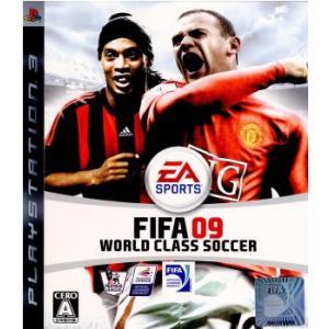 『中古即納』{PS3}FIFA09 ワールドクラスサッカー(World Class Soccer)(20081113)|media-world