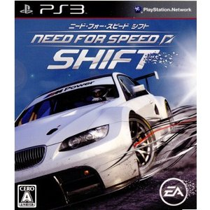 『中古即納』{PS3}ニード・フォー・スピード シフト(Need for Speed: Shift)(20091112)|media-world