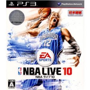 『中古即納』{PS3}NBAライブ10(20091105)|media-world