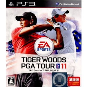 『中古即納』{PS3}TIGER WOODS PGA TOUR 11(タイガー・ウッズ PGAツアー11)(英語版)(20100805) media-world