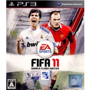 『中古即納』{PS3}FIFA 11 ワールドクラスサッカー(World Class Soccer)(20101021)|media-world