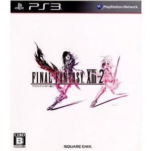 『中古即納』{PS3}ファイナルファンタジーXIII-2(FINAL FANTASY 13-2)(20111215)|media-world