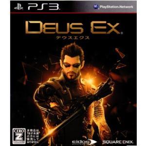 『中古即納』{PS3}デウスエクス(Deus Ex.)(20111020)|media-world
