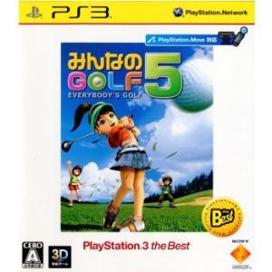 『中古即納』{PS3}PlayStation Move みんなのGOLF 5(プレイステーション ムーヴ みんなのゴルフ 5) ビギナーズパック(20110908) media-world