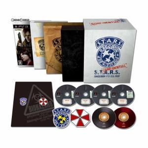 『中古即納』{PS3}BIOHAZARD 15th Anniversary BOX(バイオハザード 15周年記念BOX) イーカプコン限定版(20110908)|media-world