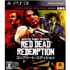 『中古即納』{PS3}レッド・デッド・リデンプション コンプリート・エディション(Red Dead Redemption: Complete Edition)(20120119)|media-world