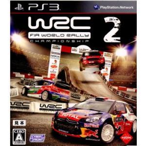 『中古即納』{PS3}WRC2 FIA ワールドラリーチャンピオンシップ(WRC 2 FIA World Rally Championship)(20120216) media-world