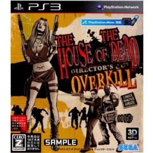 『中古即納』{PS3}The House of The Dead: OVERKILL Director's Cut(ザ ハウス オブ ザ デッド オーバーキル ディレクターズカット)(20120223)|media-world