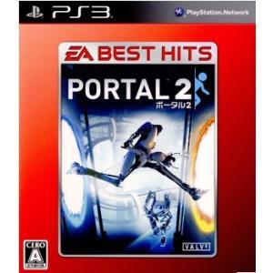 『中古即納』{PS3}ポータル2(Portal2) EA BEST HITS(BLJM-60473)(20120524)|media-world