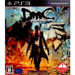 『中古即納』{PS3}DmC Devil May Cry (ディーエムシー デビルメイクライ)(20130117)|media-world
