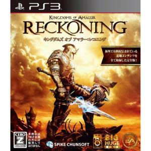 『中古即納』{PS3}キングダムズ オブ アマラー:レコニング(KINGDOMS of AMALUR RECKONING)(20120627)|media-world