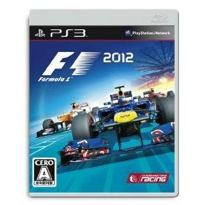 『中古即納』{PS3}F1 2012(20121004)|media-world