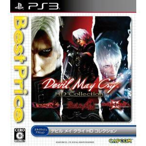 『中古即納』{PS3}Devil May Cry HD Collection(デビル メイ クライ HDコレクション) Best Price!(BLJM-60569)(20121206)|media-world