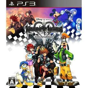 『中古即納』{PS3}KINGDOM HEARTS -HD 1.5 ReMIX-(キングダム ハーツ - HD 1.5+2.5 リミックス-)(20130314)|media-world
