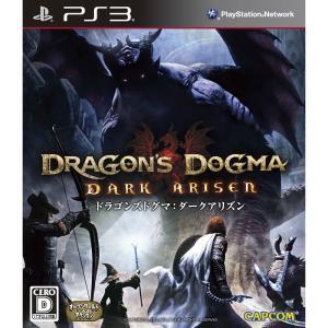 『中古即納』{PS3}ドラゴンズドグマ: ダークアリズン(Dragon's Dogma: DARK ...