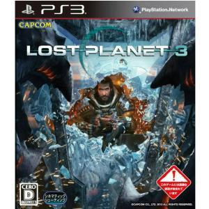 『中古即納』{PS3}ロスト プラネット3(LOST PLANET 3)(BLJM-60490)(20130829)|media-world