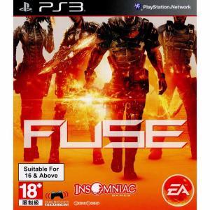 『中古即納』{PS3}Fuse(海外版)(アジア版)(20130529)
