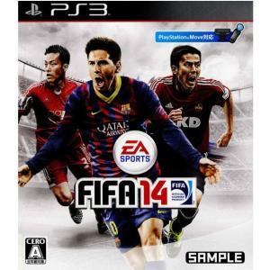 『中古即納』{PS3}FIFA14 ワールドクラスサッカー STANDARD EDITION(通常版)(20131017)|media-world