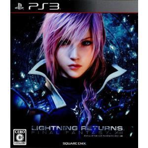 『中古即納』{PS3}ライトニング リターンズ ファイナルファンタジー13(LIGHTNING RETURNS:FINAL FANTASY XIII)(20131121)|media-world