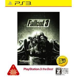 『中古即納』{PS3}Fallout 3(フォールアウト3) PlayStation3 the Best(BLJS-50012)(20091126)|media-world