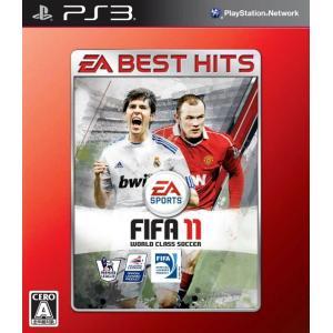 『中古即納』{PS3}EA BEST HITS FIFA 11 ワールドクラスサッカー(BLJM-61011)(20110519) media-world