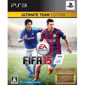 『中古即納』{PS3}FIFA 15 ULTIMATE TEAM EDITION(限定版)(20141009) media-world