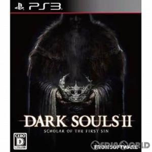 『中古即納』{PS3}DARK SOULS II SCHOLAR OF THE FIRST SIN(...