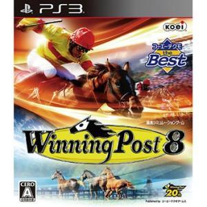 『中古即納』{PS3}Winning Post 8(ウイニングポスト8) コーエーテクモ the Best(BLJM-61302)(20150910)|media-world